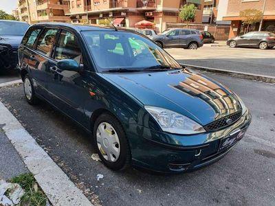 usata Ford Focus 1.8 TDCi (115CV) cat SW Zetec