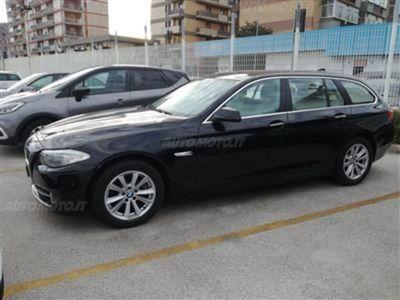 używany BMW 520 Serie 5 Touring d Eletta del 2012 usata a Bari