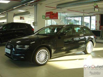 usata Audi A4 Avant 2.0 TDI 177CV mult. Advanced