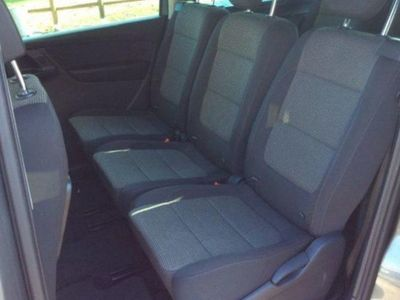 brugt VW Sharan 2.0 TDI comfortline bluemotion - 7 posti