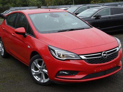 usata Opel Astra 1.4 Turbo 125 Dynamic R4.0 Sichtp Nsw