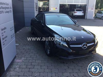 usata Mercedes 220 CLASSE C CABRIO C cabriod Sport 4matic auto