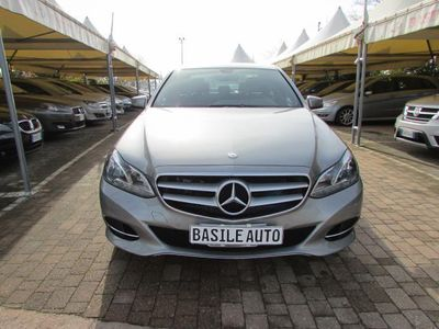 używany Mercedes E250 ClasseCDI 4matic Premium