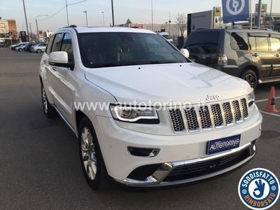 używany Jeep Grand Cherokee g.cherokee 3.0 crd V6 Summit Platinum edition 250c