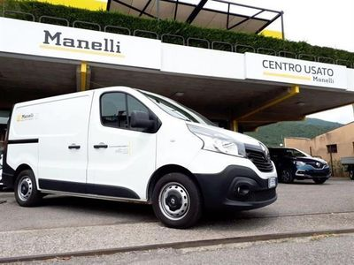 usata Renault Trafic FG L1 H1 T27 1.6 dCi 115cv E5 rif.FE599