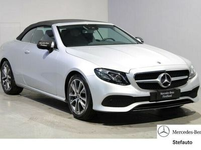 usata Mercedes E220 E 220d Cabrio Business Sport AutoCabrio Business Sport Auto