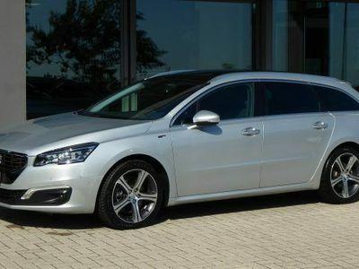usata Peugeot 508 BlueHDi 180cv EAT6 S&S SW GT-Line