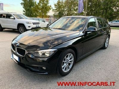 usata BMW 318 d 150 CV Touring Business Advantage RESTYLING