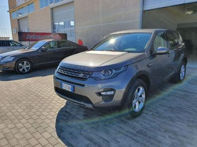 używany Land Rover Discovery Sport 2.0 TD4 150CV HSE Luxury