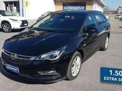 usata Opel Astra ST 1.6 cdti Elective s&s 110cv