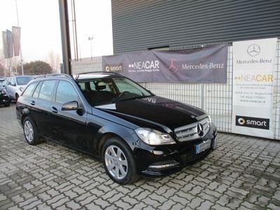 usata Mercedes C200 CDI S.W. BlueEFFICIENCY Automatic Executive
