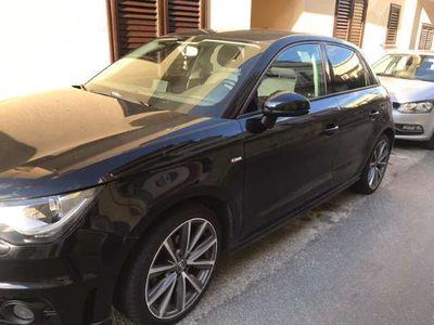 usata Audi A1 SPB 1.6 TDI S line edition plus