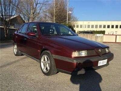 usata Alfa Romeo 155 1.8i Twin Spark Cat Motore A Catena Asi Usato