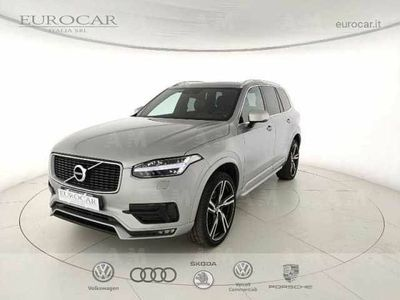 used Volvo XC90 2.0 D5 R-design awd 235cv geartronic my17