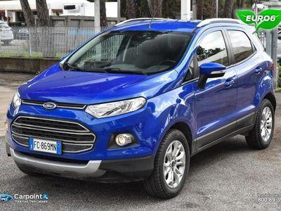 usata Ford Ecosport 1.5 Business c/navi 110cv
