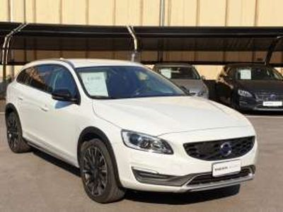 used Volvo V60 CC D4 Geartronic Momentum