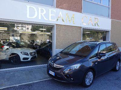 usata Opel Zafira COSMO 7 POSTI