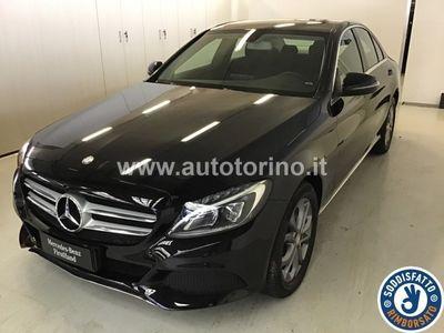 used Mercedes C300 CLASSE C SWh (BT hybrid) Sport auto
