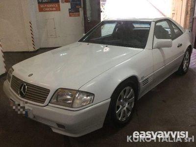 used Mercedes 300 slsl-24 (posti 2+2) benzina