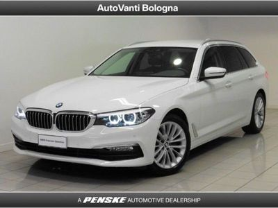 used BMW 520 d Touring Business