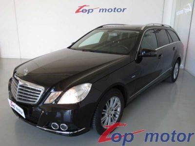 usata Mercedes 200 Classe E E SWcdi BE Elegance AUTOMATICO