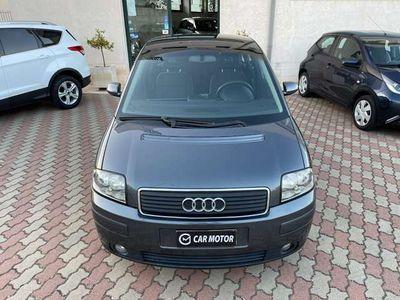 usata Audi A2 1.4 TDI Top Tetto Panoramico Cerchi Clima Bizona
