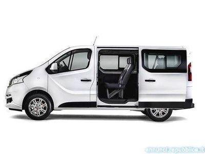 used Fiat Talento 1.6 TwinTurbo MJT 125CV PL-TN Combi 12q 8 POSTI