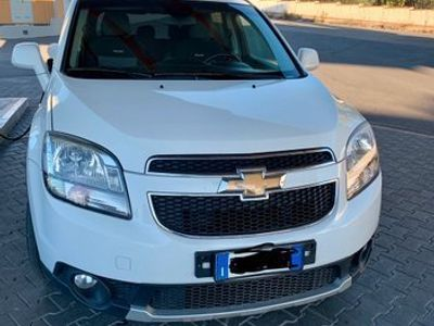 usata Chevrolet Orlando 1.8GPL