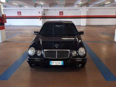 usata Mercedes E50 AMG AMG Classe (W/S210) cat