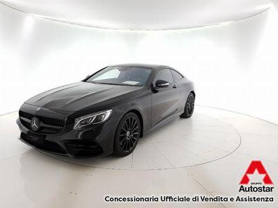 usata Mercedes S450 4Matic Coupé Premium Plus