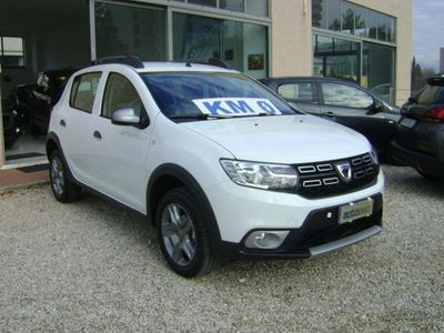 usata Dacia Sandero sTEPWAY 0.9 TCE KM ZERO - 2019