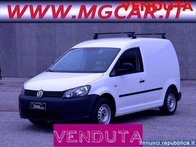 brugt VW Caddy 2.0 ECOFUEL-METANO 4 PORTE-KM 68.000-G. TRAINO-PDC Rimini