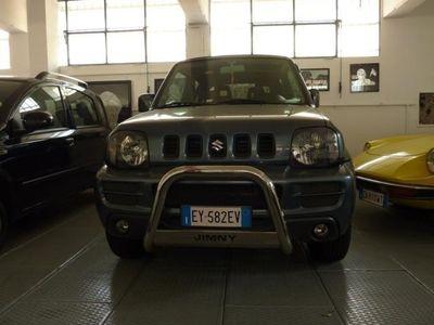 usata Suzuki Jimny 1.3i 16v Benzina Cat Cabrio 4wd Club Rock Usato