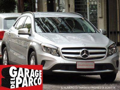 usata Mercedes GLA200 CDI EXECUTIVE *AUTO CON 9.900 KM*TAGLIANDI*