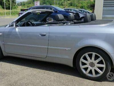 usata Audi A4 Cabriolet S line