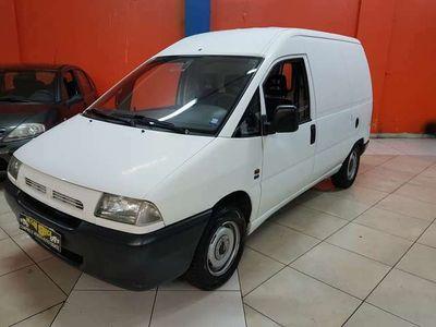 usata Fiat Scudo 1.9 turbodiesel Furgone Vetrato EL