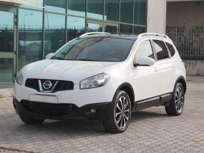 usata Nissan Qashqai +2 2.0 dCi DPF 4WD aut. n-tec usato