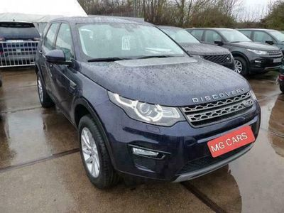 usata Land Rover Discovery Sport Discovery Sport2.0 TD4 150 Bus.Pr. Pure
