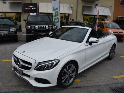 usata Mercedes C220 d Cabrio Premium Automatica