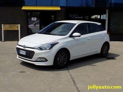 usata Hyundai i20 1.2 84 CV 5p Blackline