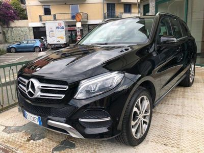 usata Mercedes GLE250 d 4Matic Sport