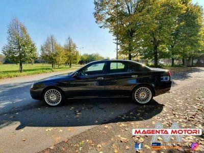 usata Alfa Romeo 166 3.2 V6 24V Black Line Benzina