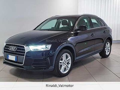 usata Audi Q3 Q32.0 TDI 120 CV Business