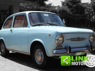 begagnad Fiat 850 Berlina, Iscritta ASI, Ottimo stato