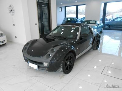 brugt Smart Roadster 700 (60 kw) passion CABRIO