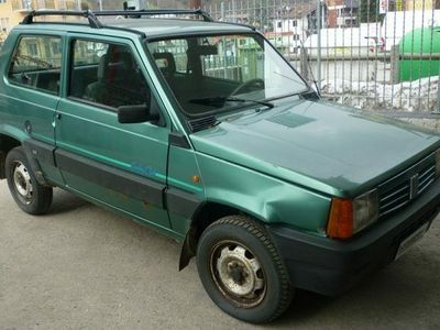 usata Fiat Panda 4x4 Panda COUNTRY CLUB