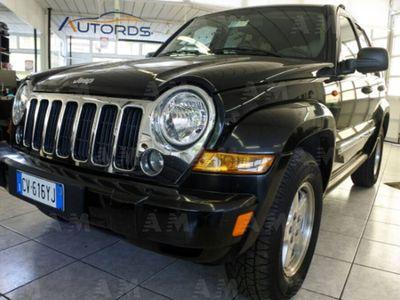 begagnad Jeep Cherokee 2.8 CRD Limited usato