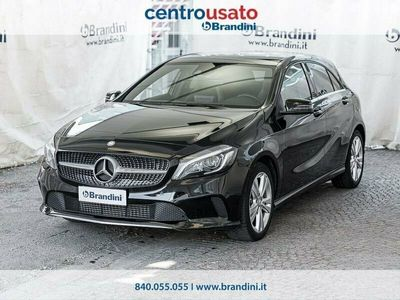 usata Mercedes 180 Classe A - W176Sport Activity Edition navi
