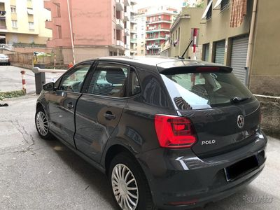 usata VW Polo 1.4 TDI BLEUEMOTION 5 PORTE 2014