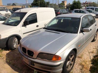 usata BMW 320 Serie 3 d turbodiesel cat 4 porte usato